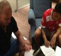 Ecuatoriano Christian Ramírez es nuevo jugador del Fortuna Dusseldorf