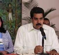 Maduro dice que Chávez está en su mejor momento y optimista
