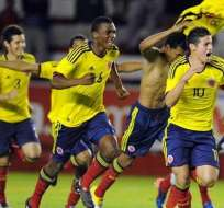 Colombia es el primer clasificado al Mundial Sub'20 de Turquía