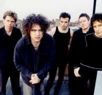 The Cure ofrecerá su primer concierto en Colombia el próximo 19 de abril