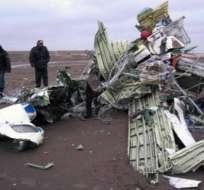 21 muertos al estrellarse avión junto a la ciudad kazaja de Alma Ata
