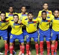 Fecha decisiva para Ecuador en el Sudamericano Sub-20