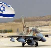 Siria dice que aviación israelí bombardeó un centro de investigación militar