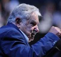 Mujica dice que EE.UU. ha sido 'ingenuo' en su política antidrogas