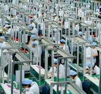 China, la 'fábrica del mundo', necesita mano de obra