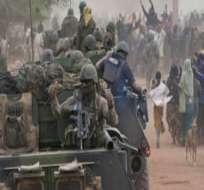 Francia apoya envío de fuerzas de la ONU a Mali