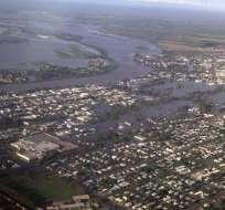 Aumentan a seis los muertos por inundaciones en Australia