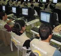 Seis mil personas participarán en el simulacro electoral del fin de semana