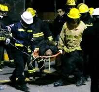 Elevan a 32 muertos y 121 heridos cifra de víctimas por explosión en México