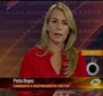 Perla Boyes: necesitamos abrir el ámbito con quienes nosotros hacemos negociaciones