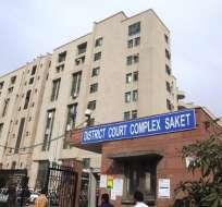 Corte india ratifica cargos contra acusados de violar y asesinar a joven
