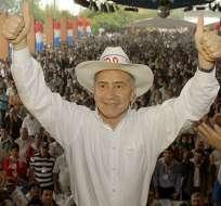 Candidato presidencial paraguayo muere en accidente de helicóptero