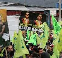 Denunciarán injerencia de partido chavista en campaña de Correa