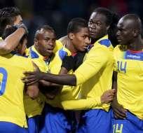 Alemania pone fecha para partido con Ecuador
