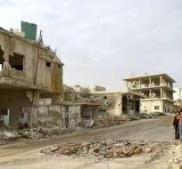 Cada día unos 5.000 sirios huyen de la guerra hacia los países vecinos