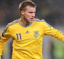 El Zenit pugnará con el Real Madrid por el ucraniano Yarmólenko