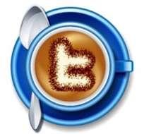 Café y Twitter, recursos para esperar el fin de una maratoniana negociación