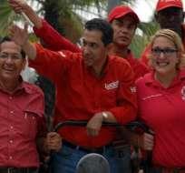 Lucio Gutiérrez dice que podría revocar asilo a Assange si gana elecciones