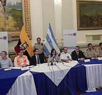 Ocho instituciones públicas resguardan la provincia del Guayas en este feriado