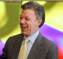 """Santos informa de captura en Panamá de presunto narcotraficante alias """"Pichi"""""""