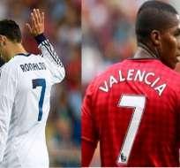 Real Madrid vs Manchester United: El duelo de los mejores '7' del mundo