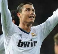 Cristiano Ronaldo entregará hoy donación a la Cruz Roja Internacional