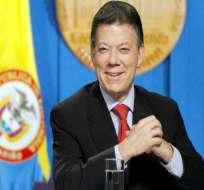 Presidente Santos desea suerte a todos los candidatos ecuatorianos en próximos comicios