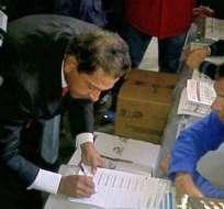 Lucio Gutiérrez llamó a la unidad de los ecuatorianos