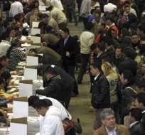 Correa acapara el 80% de los votos en Madrid, según datos provisionales
