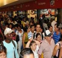 Se agotan pasajes en la Terminal Terrestre de Guayaquil