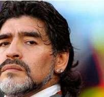 Diego Fernando, hijo de Maradona y Verónica Ojeda, ya está en casa