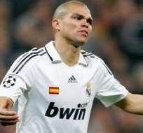 Pepe desea que el Oporto elimine al Málaga y sueña una final con el R.Madrid