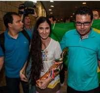 Yoani Sánchez elogia insultos recibidos en Brasil por ser muestra de libertad