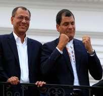 Rafael Correa logra la reelección en Ecuador con un margen contundente