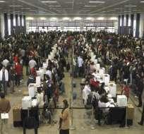 Rafael Correa ganó también en la votación de los ecuatorianos en España