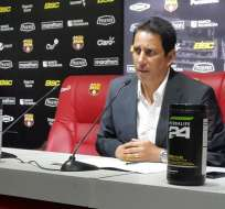 El presidente de Barcelona recordó que el defensor sigue siendo parte de la plantilla. Foto: Archivo