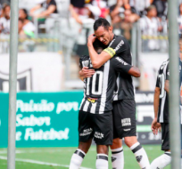 El volante ecuatoriano fue figura en triunfo del Mineiro ante Tupynambás. Foto: Tomada de @Atletico