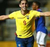 Leonardo Campana, goleador tricolor.