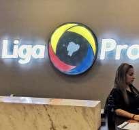 Así lo informó a Estadio el relacionista público del organismo, Luigi Machiavello. Foto: Tomada de @LigaProEC