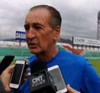El entrenador argentino cuestionó la decisión debido a su indisciplina en el pasado. Foto: Archivo