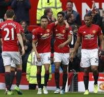 Jugadores de Manchester United.