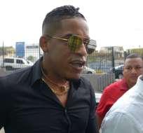 Jorge Albornoz aseguró que Michael Arroyo sigue siendo jugador del club. Foto: Archivo