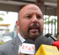 Así lo confirmó el presidente de la LFPE, Miguel Ángel Loor. Foto: Archivo/API