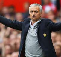 Mourinho exDT del Manchester United