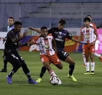 Independiente superó en casa con un hombre menos. Foto: API