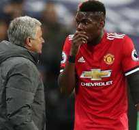 Paul Pogba, figura del Manchester United.