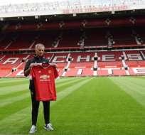 Mourinho presumió de su puesto en primera rueda de prensa como DT del United.
