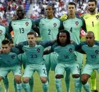 La selección de Portugal busca su primer título internacional.