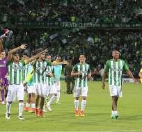 Atlético Nacional gana su segunda Copa Libertadores.