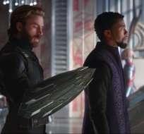 Marvel Studios' Avengers: Infinity War nuevo tráiler